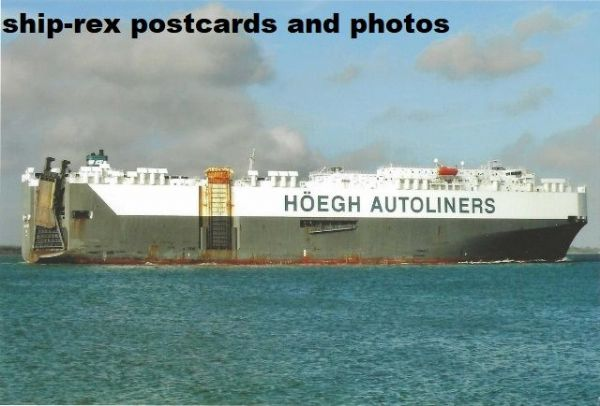 HOEGH TROVE (Hoegh Autoliners) photo